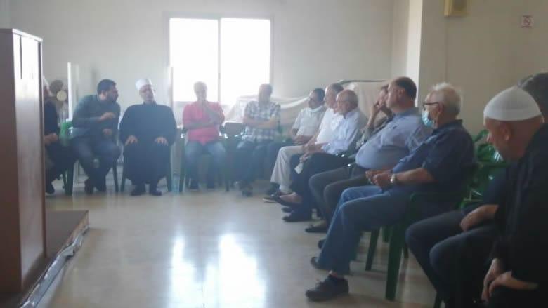 شهيب زار مستشفى الايمان: الازمة طويلة والمطلوب تعزيز مقومات الصمود