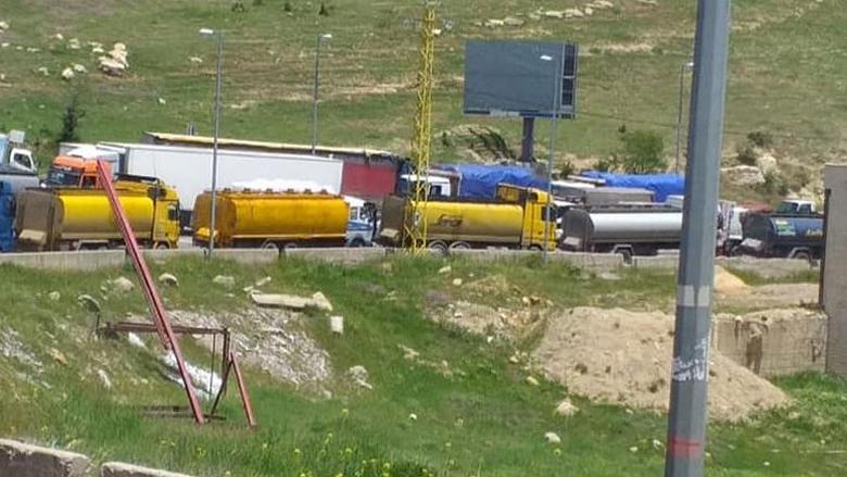 الأمن العام: الشاحنات في الفيديو المتداول تابعة لمنظمة الغذاء الدولية