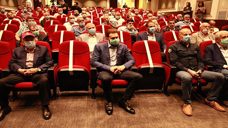 """بالصور: إجتماع للنائب جنبلاط مع كوادر """"التقدمي"""" في وكالة داخلية الشوف"""