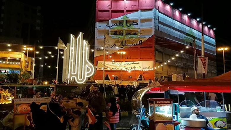 قطع الأوتوستراد الدولي في طرابلس وإقفال سوق القمح في التبانة