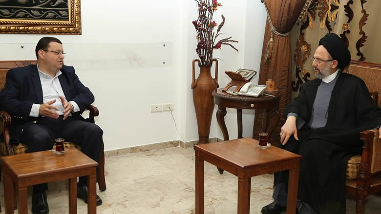 """الريّس زار فضل الله موفداً من جنبلاط: متمسكون بـ """"الطائف"""" كوثيقة مرجعية"""