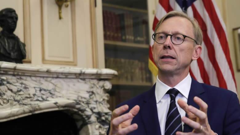 المبعوث الأميركي الخاص بشأن إيران: امر الإعتقال الصادر بحق ترامب مجرد حيلة دعائية