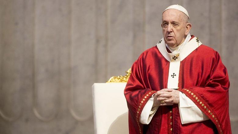 البابا فرنسيس يندد بالعنصرية والعنف في أميركا ويدعو إلى المصالحة الوطنية