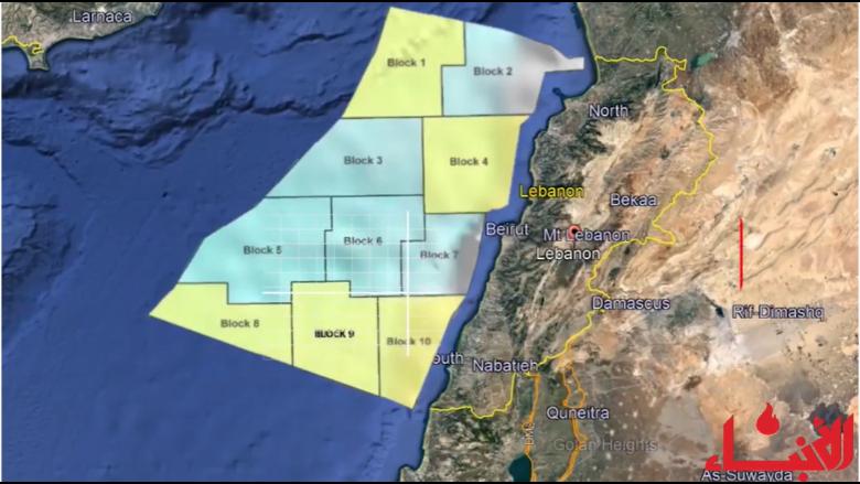 ترسيم الحدود البحرية عالق.. والنفط الموعود مهدد