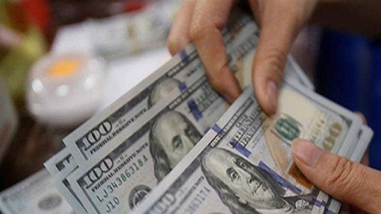 نقابة الصرافين تحدد سعر صرف الدولار لليوم الخميس
