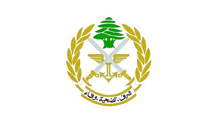 الجيش اللبناني: توزيع 300 حصة من المواد الغذائية على عدد من العائلات الجنوبية