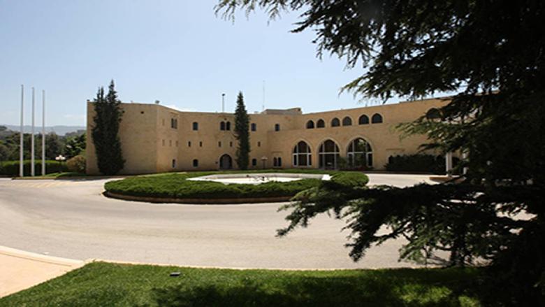 المجلس الأعلى للدفاع ملتئم في بعبدا ويبحث في تطورات كورونا