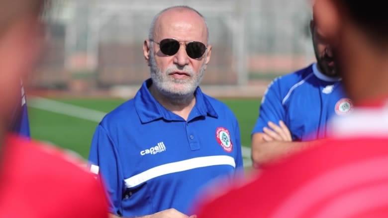 الشحف: الاتحاد في صدد وضع دراسة شاملة بواقع كرة القدم اللبنانية