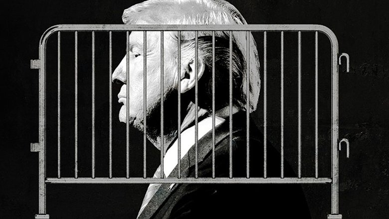Trump Has Imprisoned Himself in the White House