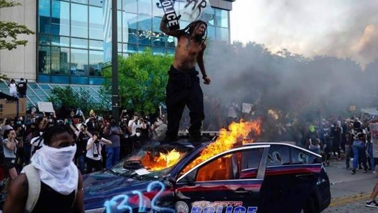 بالأرقام: خسائر الولايات المتحدة الإقتصادية جرّاء المظاهرات
