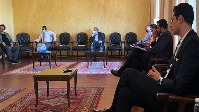 فريق العمل المتخصص بمكافحة الفساد استأنف اجتماعاته في وزارة العدل