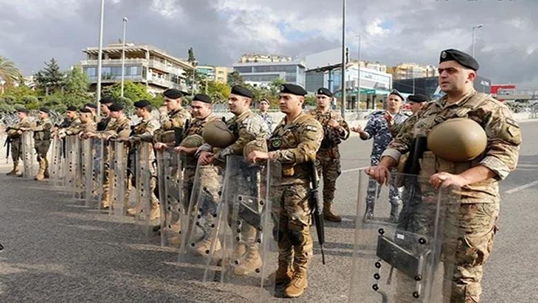 مخاوف من توترات أمنية.. الأجهزة العسكرية تعزز جهوزيتها