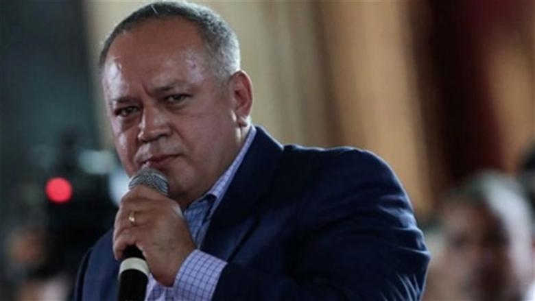 الرجل الثاني في النظام الفنزويلي يعلن إصابته بفيروس كورونا