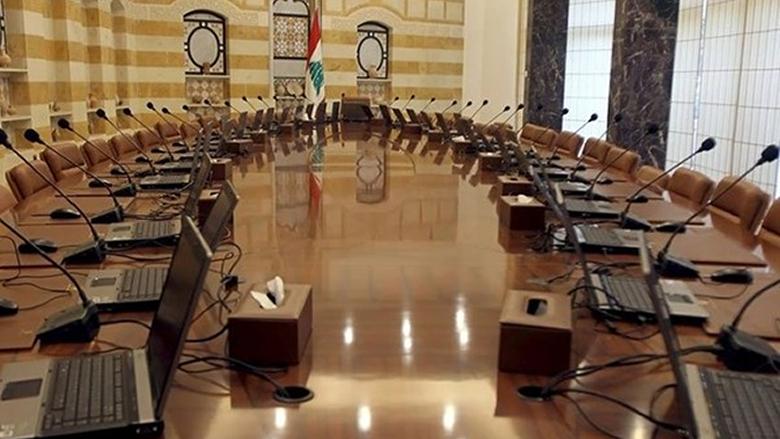 جلسة لمجلس الوزراء الثلاثاء في القصر الجمهوري