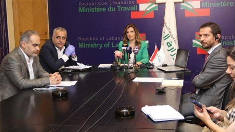 وزيرة العمل: اطلقنا نظام تأمين ضد البطالة بالتعاون مع الضمان ومنظمة العمل الدولية