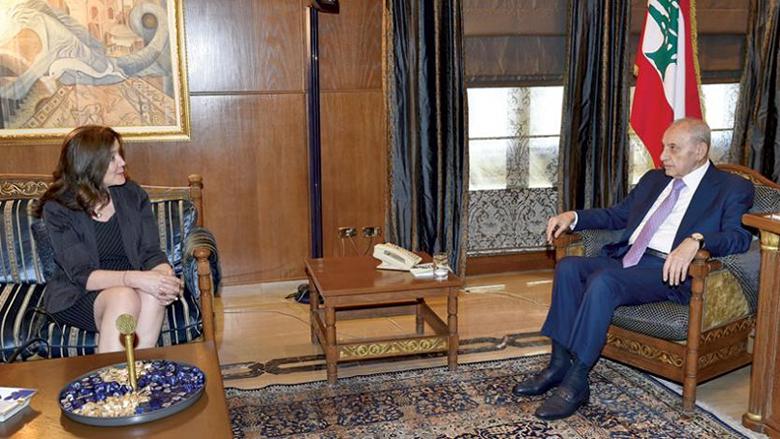 """السفيرة الأميركية أكدت انفتاح واشنطن على استثناءات للبنان من """"قانون قيصر"""""""