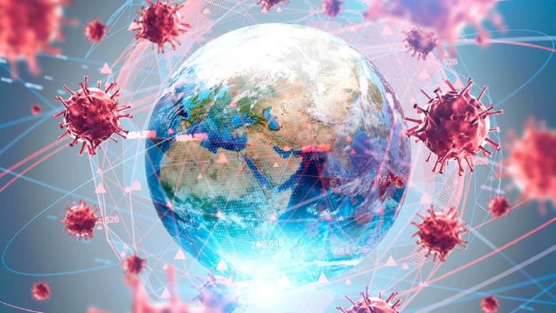 كورونا حول العالم: 13 مليون اصابة و570 الف وفاة