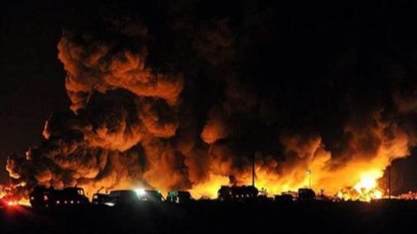 """إنفجارات إيران """"الغامضة"""".. هل يشعل ضغط دولي النار تحت الرماد؟"""