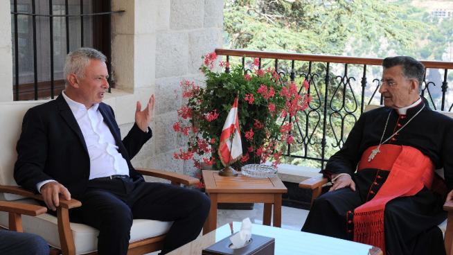 فرنجية: جاهز لأي لقاء وطني ينقذ لبنان