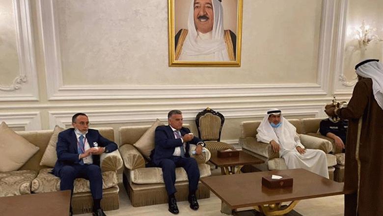 """""""بلومبيرغ"""": لبنان يطرق أبواب المساعدة... وطلبان من الكويت"""