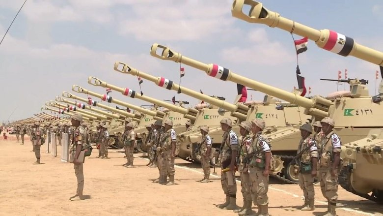مصر آخر خط دفاع عربي بين الحصار والنار.. والسيسي: سندخل ليبيا
