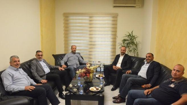 """لقاء بين قيادتي """"التقدمي"""" و""""حزب الله"""" في بيروت... وهذا ما بحثاه"""