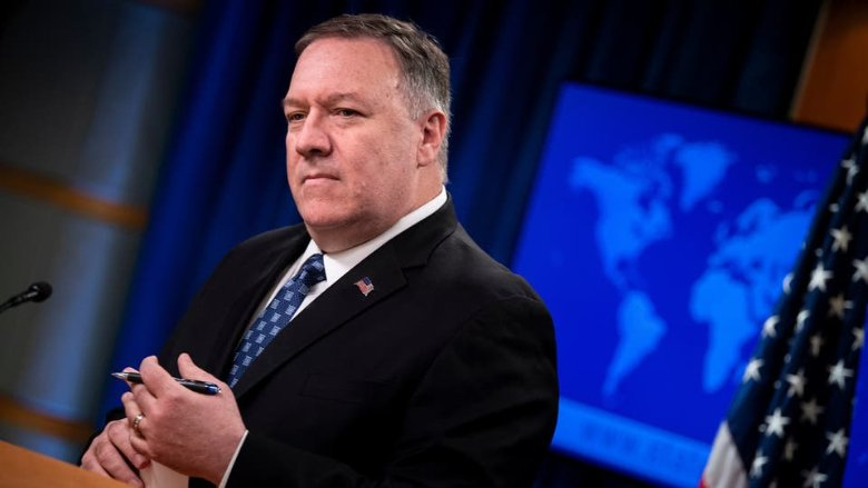 بومبيو: سنواصل ممارسة الضغط على طهران