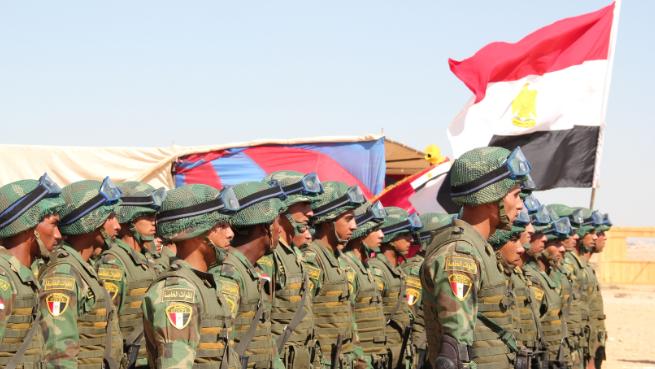 الأمن الاستراتيجي المصري والعربي على محك الأزمتين
