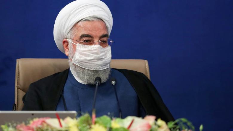 """روحاني يكشف حجم """"كارثة كورونا"""" في إيران.. أرقام خيالية"""