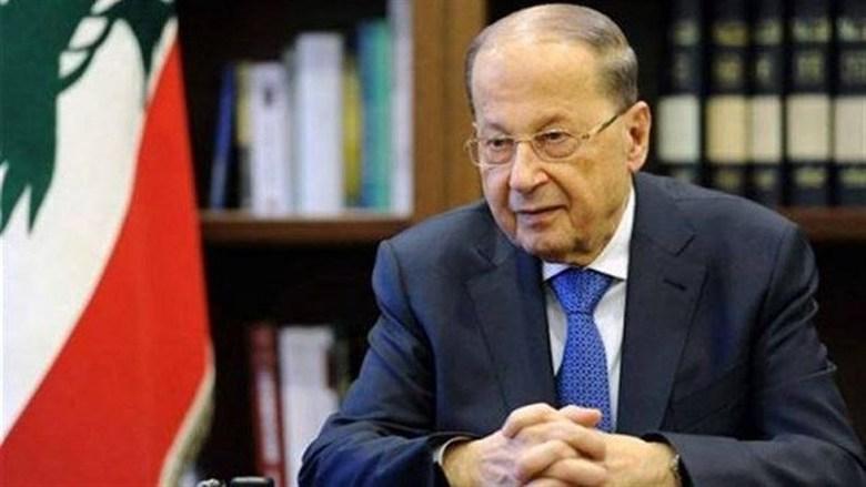 عون وقع مراسيم ترقية ضباط في الأسلاك العسكرية كافة