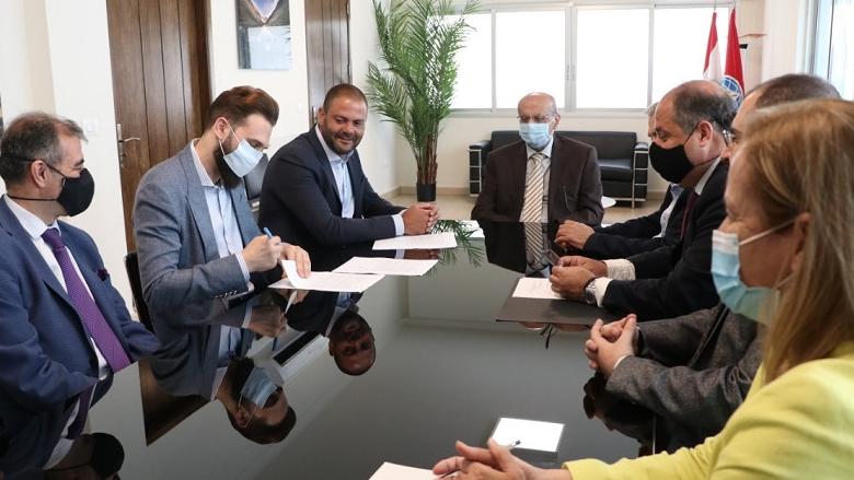 النائب جنبلاط وقّع اقتراح قانون تطوير عمل المجلس الاقتصادي الاجتماعي