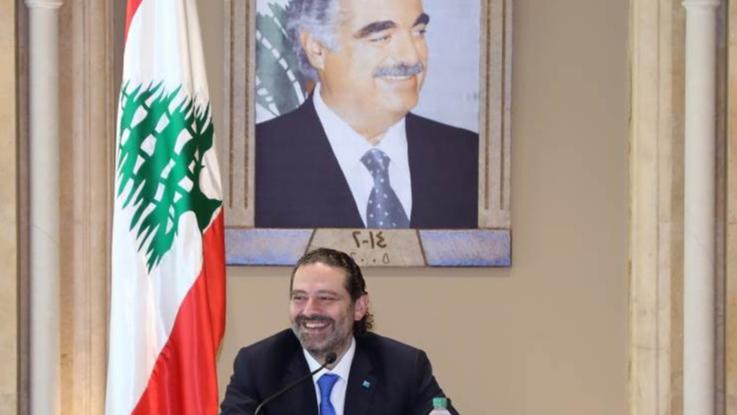 الحريري إتصل بولي عهد الكويت للإطمئنان على صحة الأمير