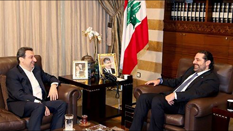الحريري عرض الأوضاع مع أبو فاعور