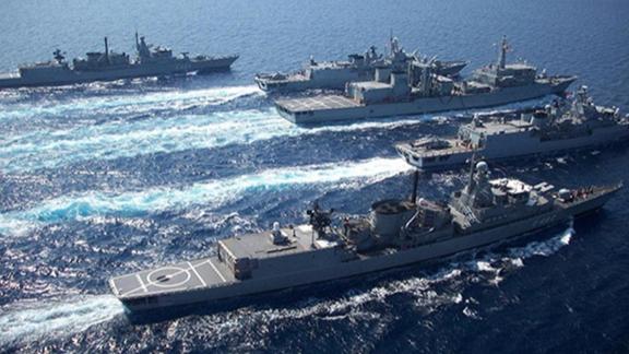 تأهب للبحرية اليونانية مقابل تركيا.. إليكم التفاصيل