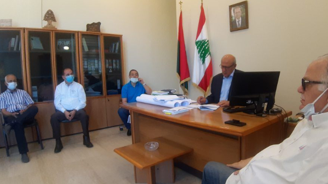 قرارات لخلية أزمة بلدية زحلة معلقة وتعنايل على وقع ارتفاع عدد الإصابات