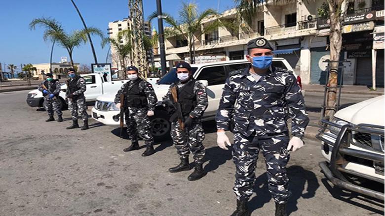 عزل بلدة عين جرفا في حاصبيا بعد إرتفاع عدد المصابين