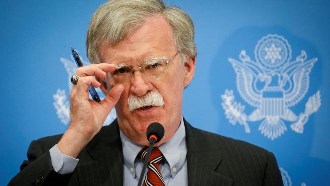 بولتون للحكومة الإسرائيلية: إنه التوقيت الأمثل لضرب إيران