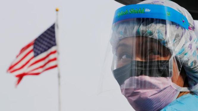 """الولايات المتّحدة تسجّل أكثر من 70 ألف إصابة جديدة بـ""""كورونا"""""""