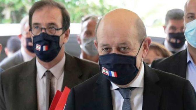"""وزير الخارجية الفرنسي حمل معه """"الإنذار الأخير"""" إلى المسؤولين اللبنانيين"""