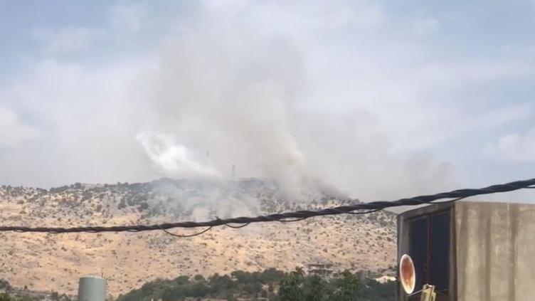 عملية عسكرية في مزارع شبعا... اشتباكات وقصف مدفعي لتلال كفرشوبا