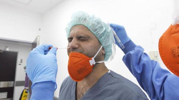 المستشفى قد يفقد قدرته الاستيعابية خلال أيام
