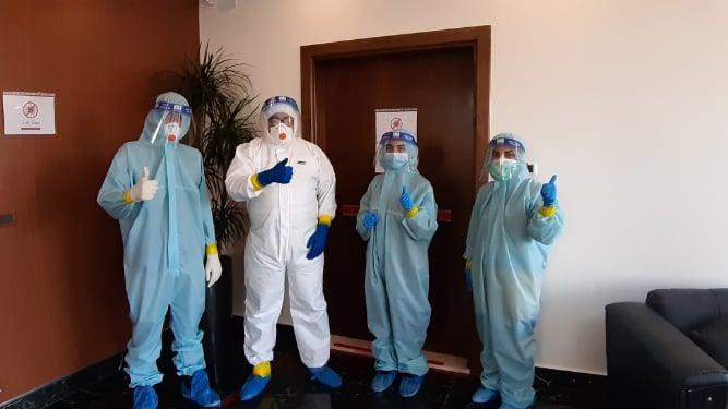 مركز حجر صحي في الوردانية: 150 حالة وأقصى معايير الوقاية