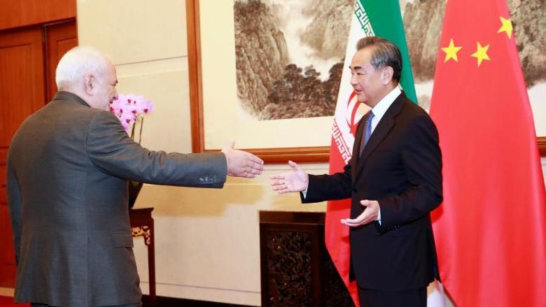 الاتّفاق الصيني- الإيرانيإعلان نوايا للاستثمارالمتعدّد الأوجه