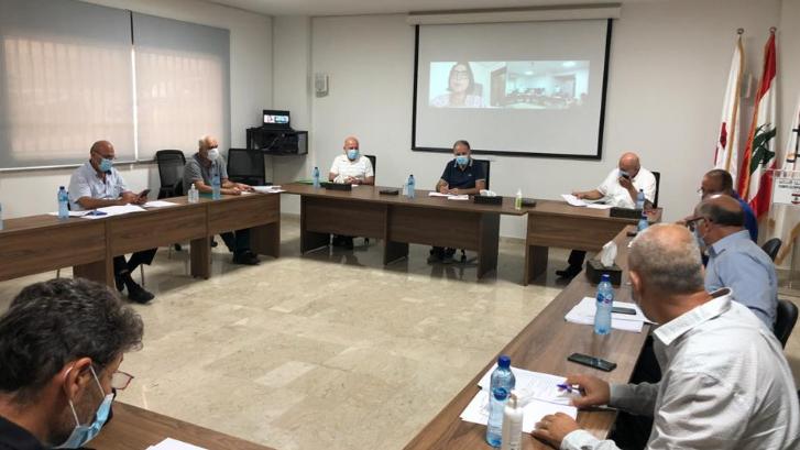 الاولمبية اللبنانية حددت انتخاباتها في 21 كانون الثاني 2021