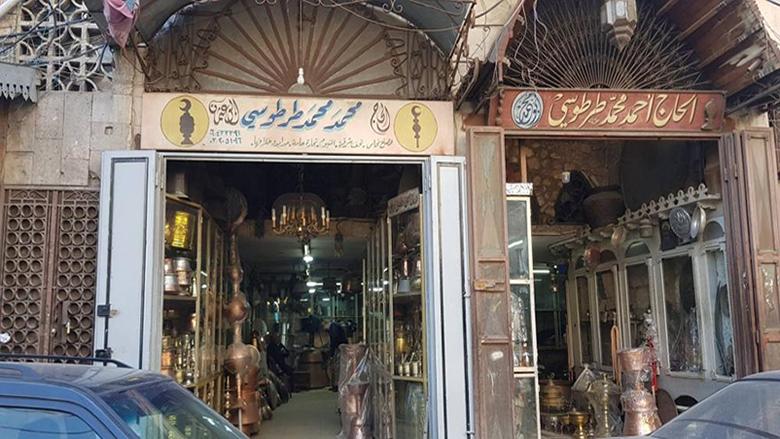 سوق النحّاسين في طرابلس: هل هذا آخر المشوار؟
