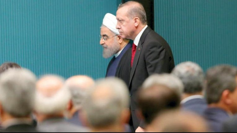 العالم العربي: تقاسم النفوذ بين المشروعين التركي والإيراني