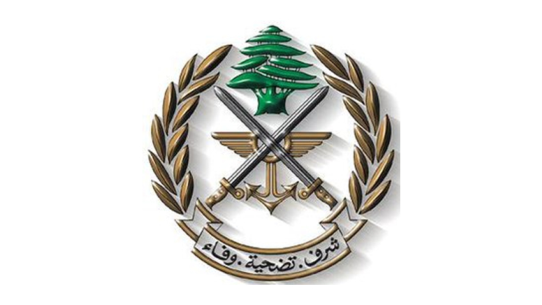الجيش: توقيف 8 أشخاص في عكار يهربون مواد غذائية وبلاستيك واحذية
