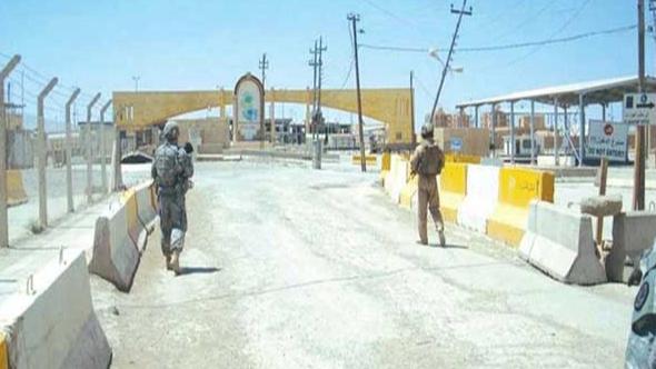 فتح معبر حدودي بيع العراق وإيران جزئيا