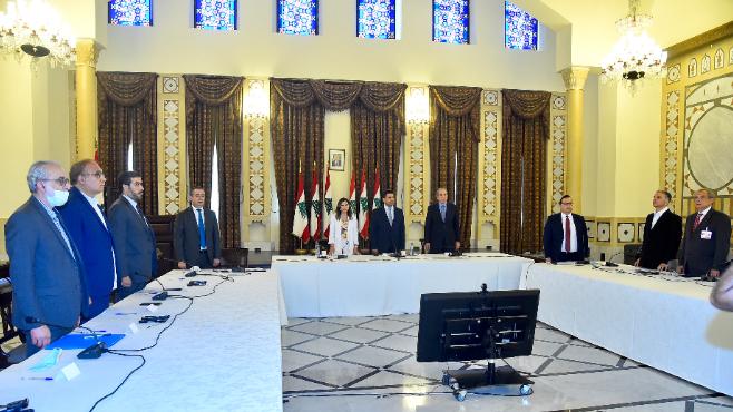 جلسات حوارية عن إنشاء سد بسري وإنسحاب وزيرة الإعلام لعدم التوازن