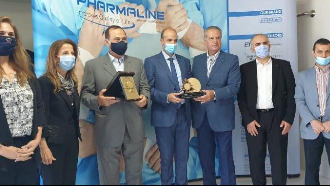 وزيرا الصحة والصناعة تفقدا مصنع فارمالين للادوية: يواكب الحداثة والتحدي